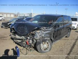 Salvage Dodge Grand Caravan