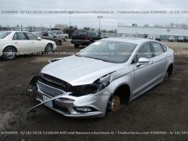 Salvage Ford Fusion